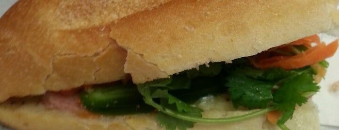QT Vietnamese Sandwich is one of Philly.
