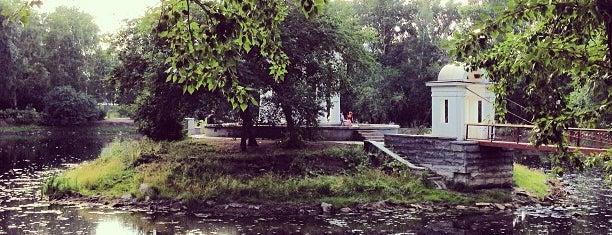 Харитоновский сад is one of สถานที่ที่ Георгий ถูกใจ.