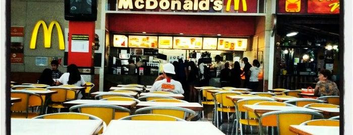 McDonald's is one of Tempat yang Disimpan Patricia.