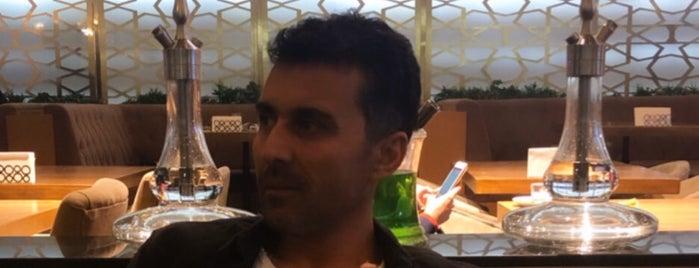 Dubai Cafe Lounge Shisha is one of Selin : понравившиеся места.