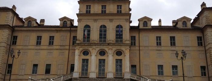 Villa della Regina is one of Locais curtidos por Vlad.