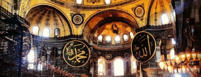 ฮาเยียโซเฟีย is one of Istanbul.