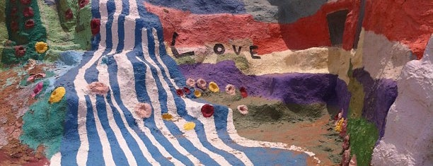 Salvation Mountain is one of LA/SoCal.