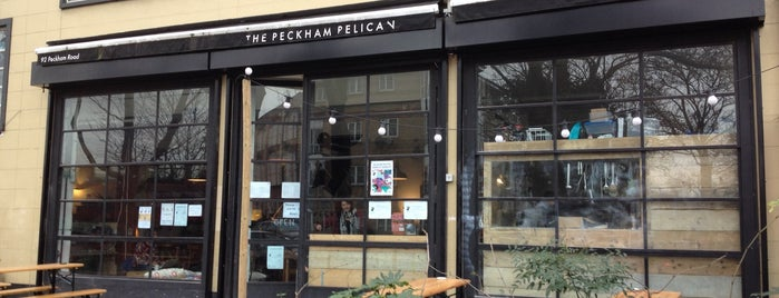 Peckham Pelican is one of Work in London.