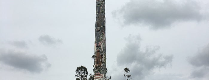 The Totem Pole is one of Orte, die Patrick gefallen.