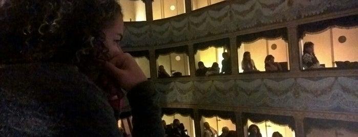 Teatro Mariani is one of #invasionidigitali 2013.