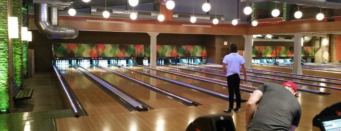 North Bowl is one of Philly.