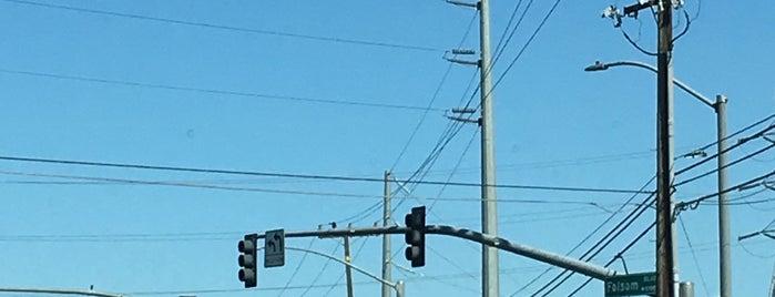 Folsom Boulevard & Howe Avenue / Power Inn Road is one of roads.