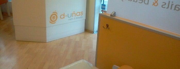 d-uñas is one of Tempat yang Disukai ᎧᎧᎧᎧᎧᎧ.