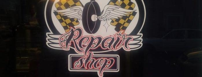 The Appetite Repair Shop is one of Lieux qui ont plu à Greg.