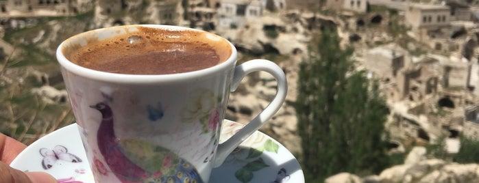 seyir tepesi ethem usta'nın yeri is one of Breathtaking Cappadocia/Kapadokya.