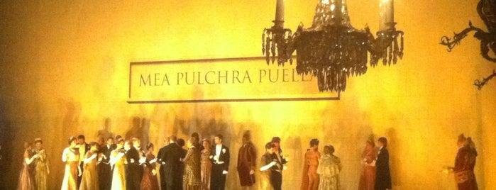Teatro Mariinsky is one of П.