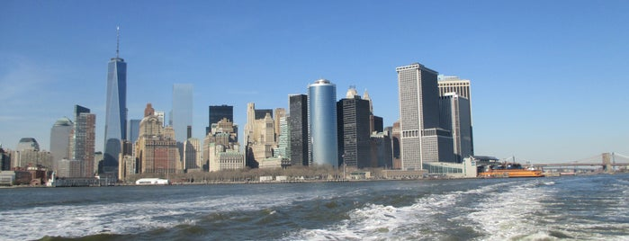 Staten Island Ferry Boat - Guy V. Molinari is one of NYC Food, Drinks, Culture & Entertainment.