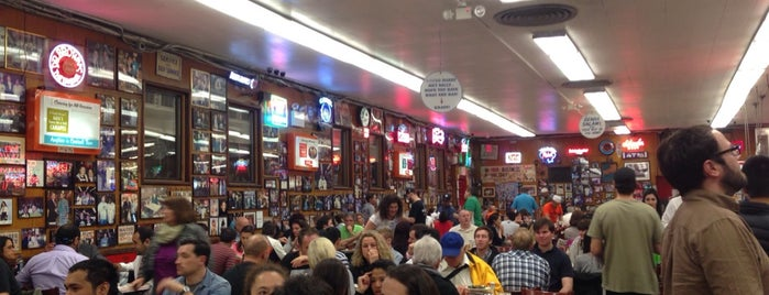 Katz's Delicatessen is one of NYC Food, Drinks, Culture & Entertainment.