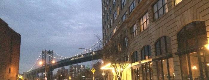 DUMBO is one of NYC Food, Drinks, Culture & Entertainment.