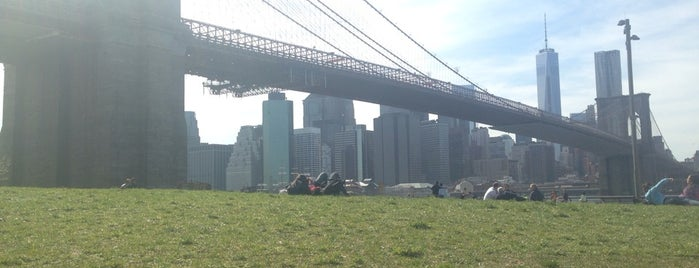 Dumbo Waterfront (10 Jay Street) is one of NYC Food, Drinks, Culture & Entertainment.