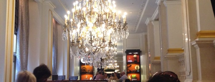 The St. Regis New York is one of NYC Food, Drinks, Culture & Entertainment.