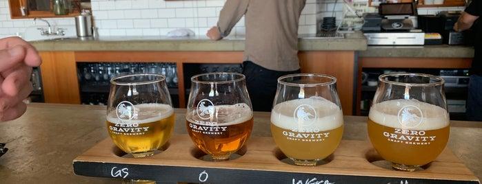 Zero Gravity Brewery is one of IS : понравившиеся места.