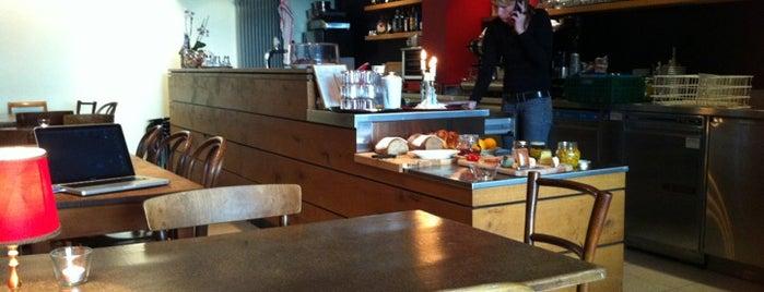 Burgunder Bar is one of Bern.