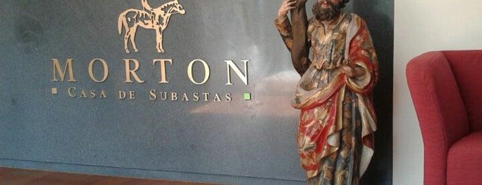Morton Casa de Subastas is one of Paola 님이 좋아한 장소.