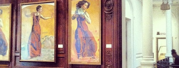 Neue Galerie is one of Music Arts & Culture.