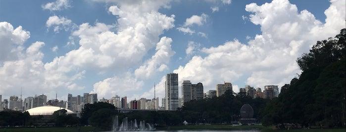 Posto de Musculação is one of Atrações do Parque Ibirapuera.
