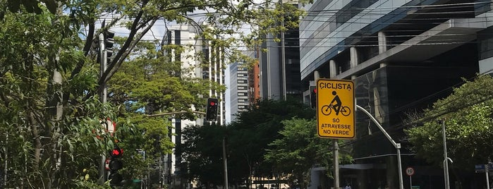 Ciclovia Santo Amaro Pinheiros is one of Rômuloさんのお気に入りスポット.