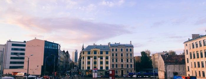Mercure Riga Centre Hotel is one of Tempat yang Disukai Farkhod.