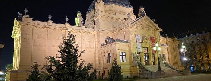 Art Pavilion Zagreb is one of Zagreb.