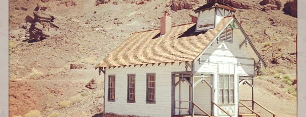 Calico Ghost Town is one of Photog 님이 좋아한 장소.