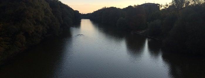 John-F.-Kennedy-Brücke is one of Locais curtidos por Markus.