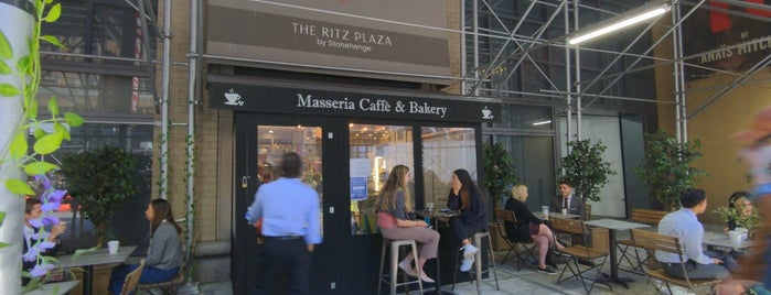 Masseria Caffe' & Bakery is one of New York.