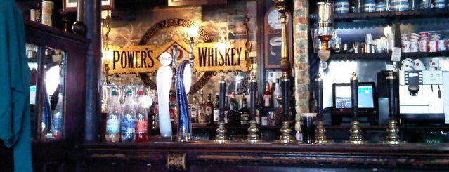 Toners Pub is one of Lugares favoritos de Nick.