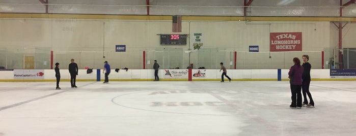Chaparral Ice is one of Austin Activities.