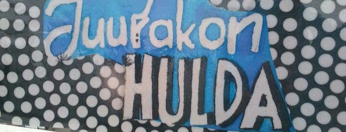 Juurakon Hulda (Ilves13) is one of สถานที่ที่ Juho ถูกใจ.