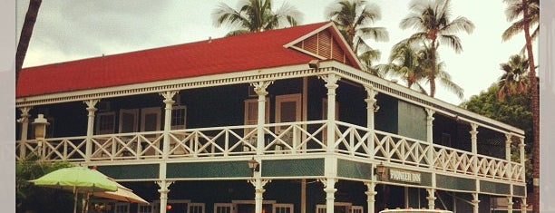 Best Western Pioneer Inn Grill and Bar is one of Hawaii.