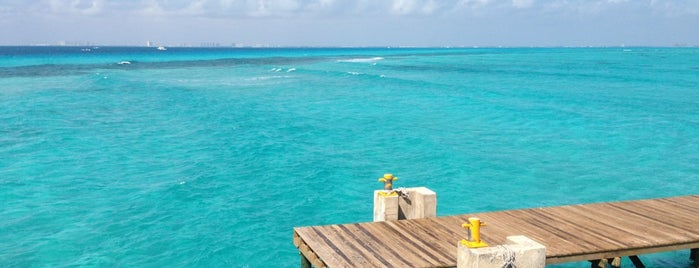 Puerto Isla Mujeres Resort &Yatch Club is one of Mex.