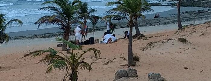 Praia da Malhada is one of *****Beta Clube*****.