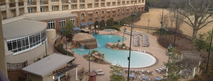 Marriott Shoals Hotel & Spa is one of Gespeicherte Orte von Michele.
