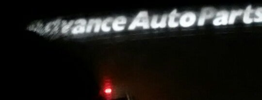 Advance Auto Parts is one of Guide to Apex's best spots.