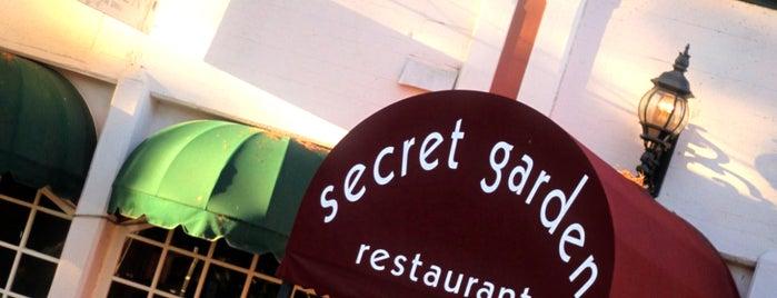 Secret Garden Restaurant is one of Thousand Oaks/Moorpark/Simi Valley dinner & drinks.