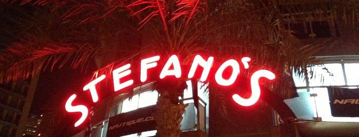 Stefano's is one of Tempat yang Disimpan Fatma.