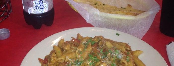 Italia's Corner Cafe is one of Baltimore.