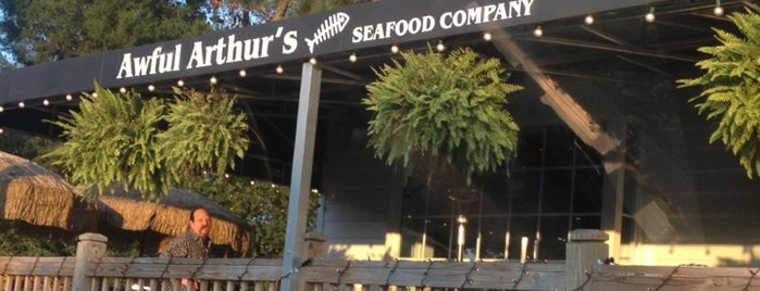 Awful Arthur's Seafood Company is one of Restaurants & Bars To Do.