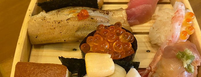 Maguro Sushi is one of farsai's Liked Places.
