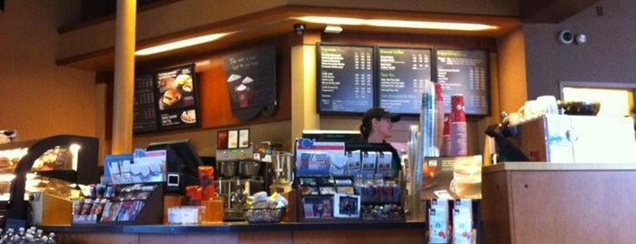 Starbucks is one of สถานที่ที่บันทึกไว้ของ Sam.