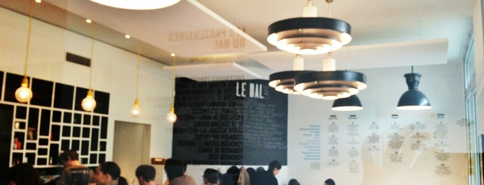 Le Bal is one of Paris // Flavorites.
