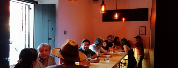 Oaxaca Brewing Company is one of Oaxaca.