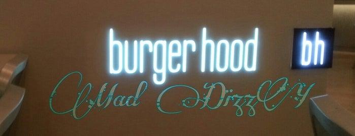 Burger Hood برجر هوود is one of Tempat yang Disimpan Fatma.