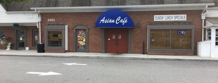 Asian Cafe is one of Gespeicherte Orte von Daniel.